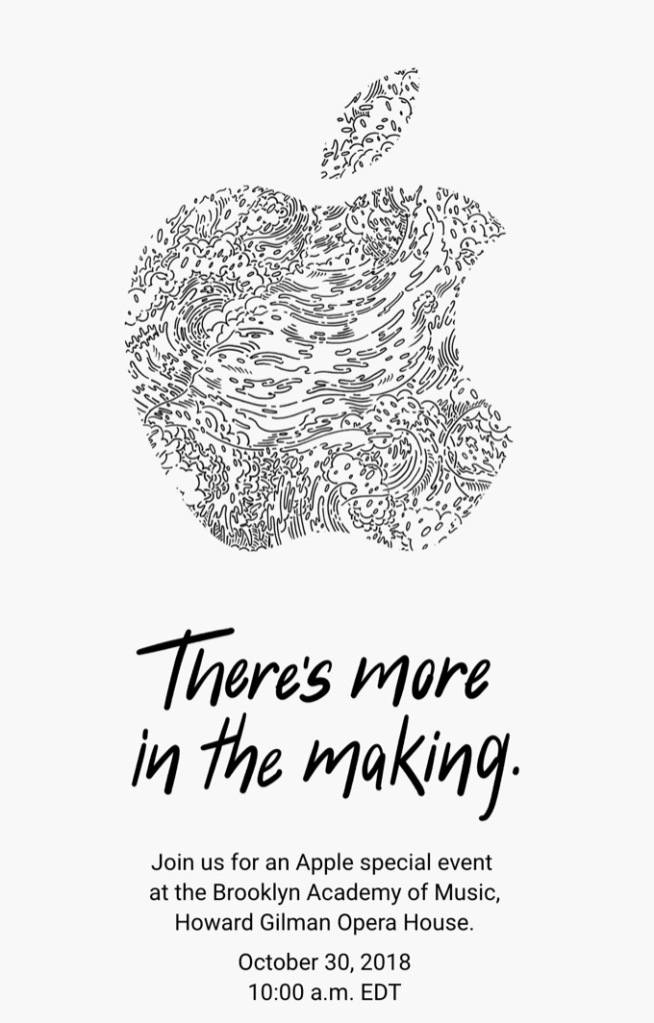When will Apple announce their October Event?