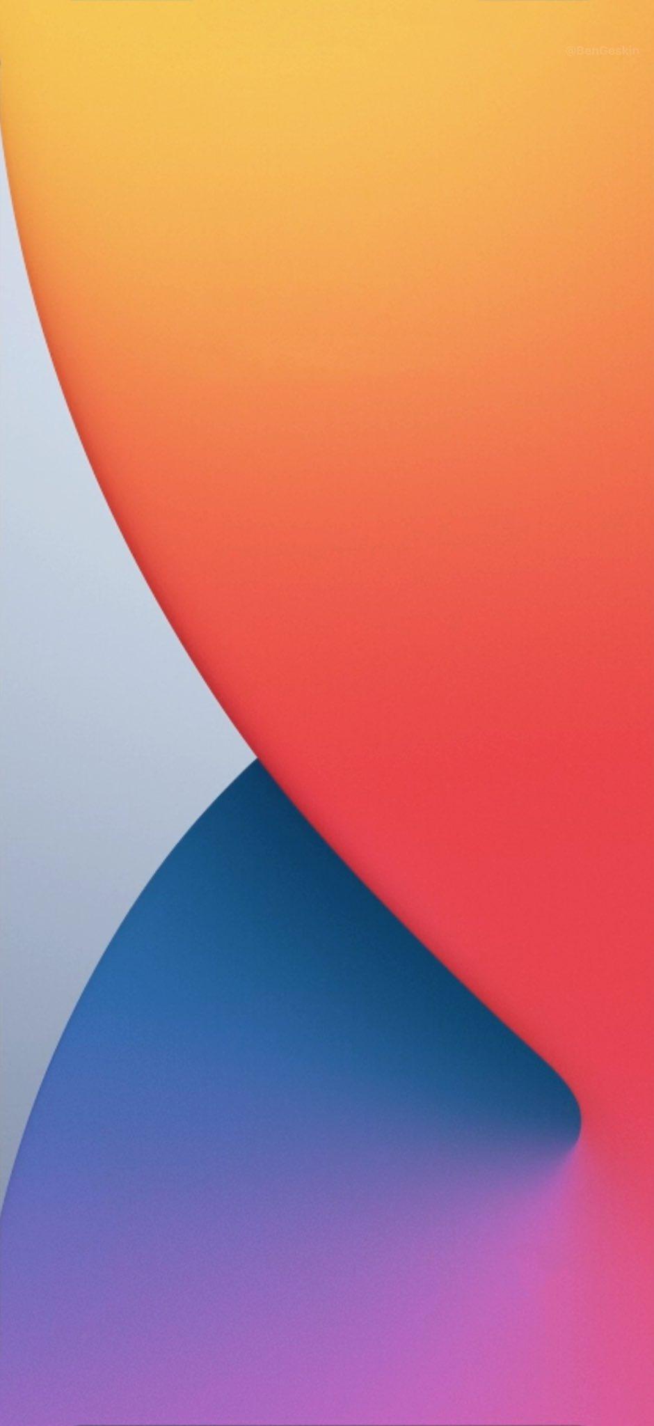 Here S The Ios 14 Wallpaper In Full Resolution Appleinformed